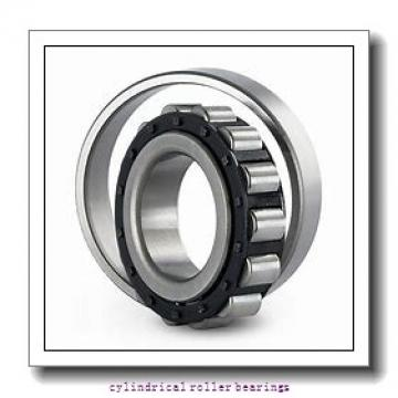 4.331 Inch | 110 Millimeter x 6.693 Inch | 170 Millimeter x 1.102 Inch | 28 Millimeter  CONSOLIDATED BEARING NU-1022 M C/4  Cylindrical Roller Bearings