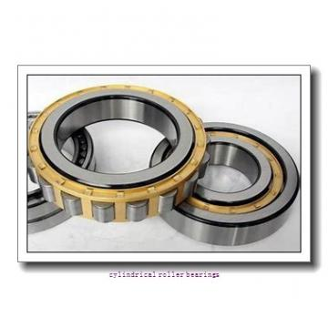 4.331 Inch | 110 Millimeter x 9.449 Inch | 240 Millimeter x 1.969 Inch | 50 Millimeter  CONSOLIDATED BEARING N-322 M C/5  Cylindrical Roller Bearings