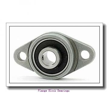 DODGE F4B-DI-207R  Flange Block Bearings