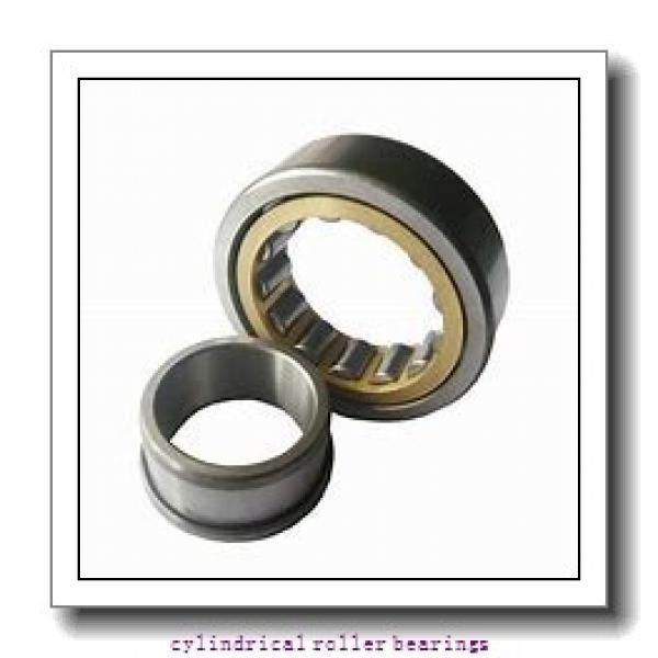 4.331 Inch | 110 Millimeter x 9.449 Inch | 240 Millimeter x 1.969 Inch | 50 Millimeter  CONSOLIDATED BEARING N-322E C/3  Cylindrical Roller Bearings #1 image