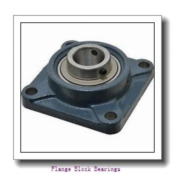 LINK BELT F3U227NZ38  Flange Block Bearings #2 image